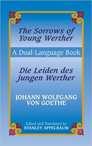 the sorrows of young werther review