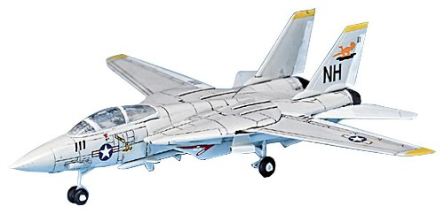 Academy F-14 Tomcat (Moveable Cat Tail For Adults)