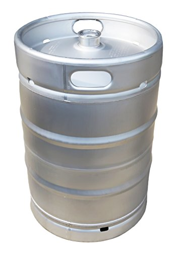 1/2 BBL American Made Stainless Steel Commercial Half Keg – 15.5 gal.