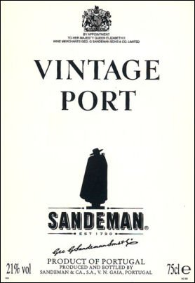 1985 Sandeman Vintage Port 750 mL (Sandeman Wine compare prices)