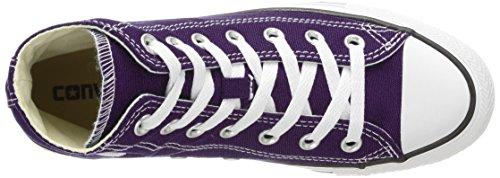 Converse Ctas Season Hi - Zapatillas altas para mujer Morado (Violet Foncé)