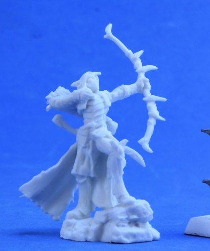 (Reaper RM77384 Bones Arathanel, Elf Ranger, One Size)