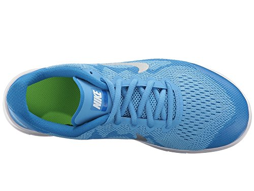 NIKE ' Free Rn (Big) B01MU12CJR 4.5 US M Big Kid|University Blue