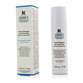 Kiehl's Hydro-Plumping Re-Texturizing Serum Concentrate 75ml/2.5oz by Kiehl's