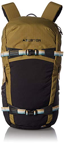 Burton Day Hiker 31L Backpack, Martini Olive Triple Ripstop