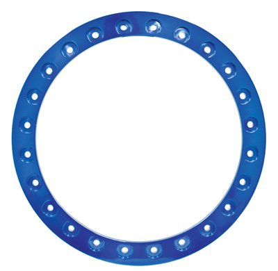 PREMIUM BEAD LOCK RING, BLUE by Appletree Automotive (Image #1)