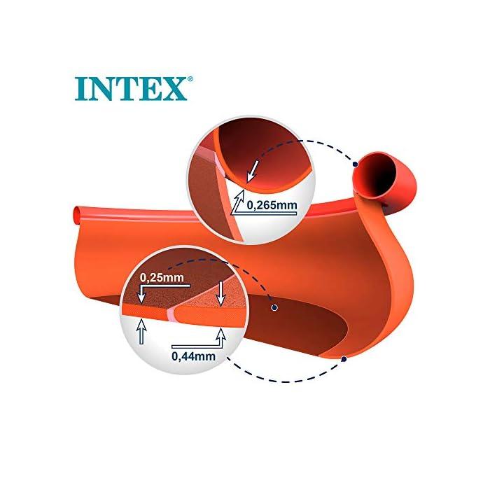 41GOfF8henL Piscina hinchable infantil INTEX gama Easy Set, formato redondo Medidas: 183x51 cm, capacidad para 880 litros Diseño: cangrejo con ojos y extremidades en relieve hinchable