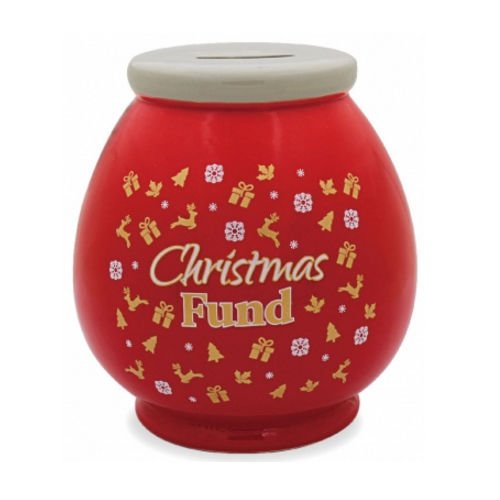 christmas fund money pot [Energy Class A+] lesser pavey
