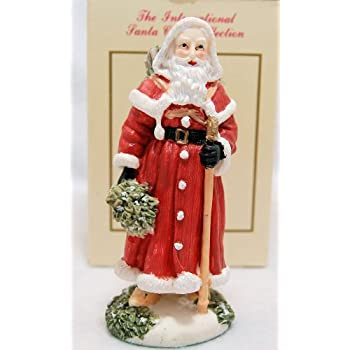 The international santa claus collection sc11 pere noel france christmas holiday - Petit pere noel figurine ...