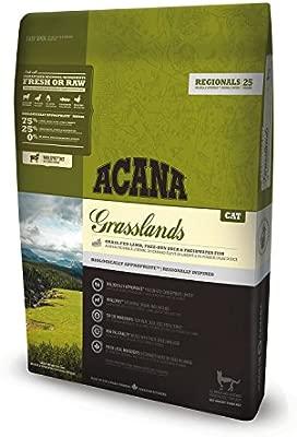 ACANA Grasslands Comida para Gatos - 5400 gr