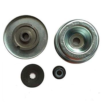 AM 4126 713 3100 Laufteller 4137 710 3800 Druckscheibe Druckteller Mutter für Stihl FS120 FS200 FS250 Freischneider