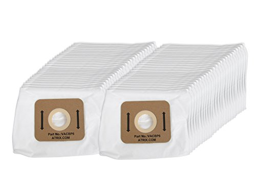 Cheap Atrix – VACBP6-50 Vacuum Filters – Backpack Vac 8-Quart Replacement HEPA Filters (50-Pack)