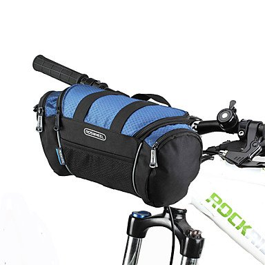 Bolsa de bicicleta Accesorios para bicicleta de montaña Manillar Bolsa Ciclismo Cesta delantera
