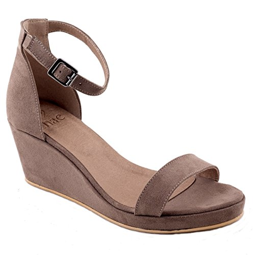 NAE Linda Brown - Damen vegane Schuhe - GRATIS LIEFERUNG