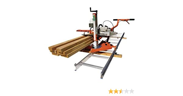 Norwood PortaMill Chain Saw Sawmill - - Amazon com