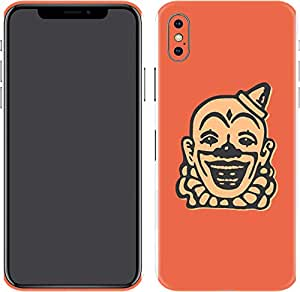Switch iPhone X Skin Clown 02