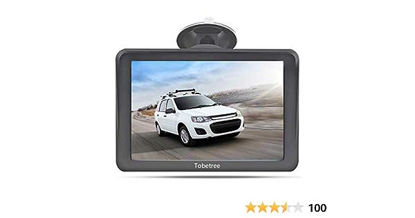 Tobetree 7 Pulgadas GPS para Coche y Camiones con Bluetooth ...