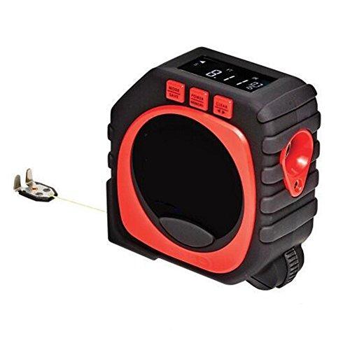 Measuring Tape, Ragdoll50 LED Digital Display 3 in 1 Measuring Tape Measure Laser Digital Tape Measure Tool