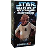 "Star Wars Admiral Ackbar Collector Series 12"" Action Figure"
