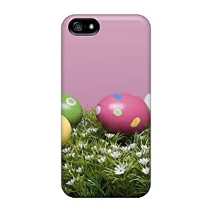CC WalkingDead Fashion Protective Decorated Easter Eggs On Grass Case Cover For iphone 6 4.7