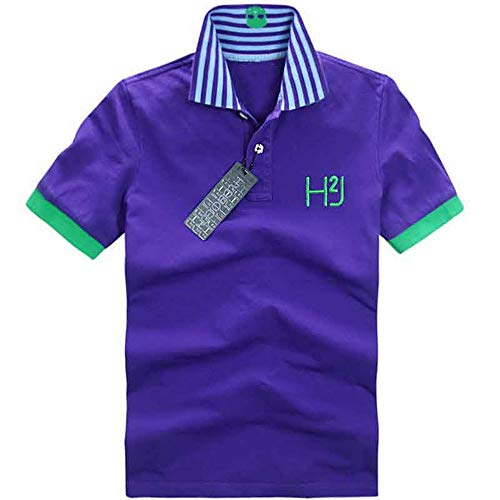 HYDROGEN メンズ Tシャツ ゴルフ コットン 綿 100% 半袖 プリント18753799 [並行輸入品]