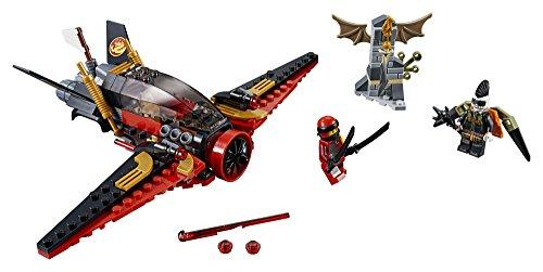 41GOiN%2BOUVL - LEGO NINJAGO Masters of Spinjitzu: Destiny's Wing 70650 Building Kit (181 Piece)