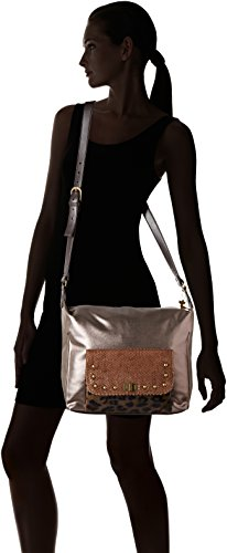 22244 Brown Bag Lollipops Shoulder Women brown qRCwZgxw