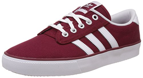 Kiel Metallic Rouge Homme Ftwr Tongs Silver Collegiate White adidas Burgundy SqBUpq