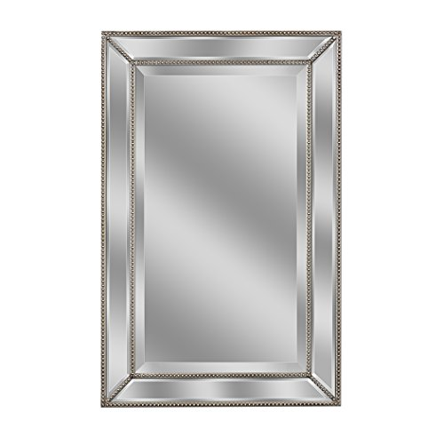 Headwest Metro Beaded - Matching Vanity Bathroom Mirrors With