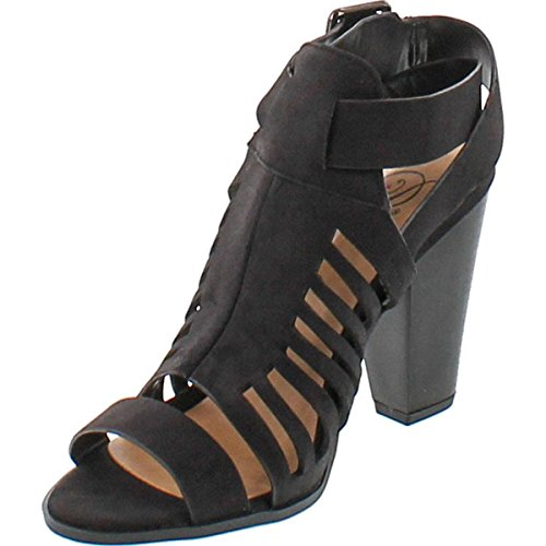 Buy black women sandals heel