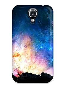 Galaxy S4 Galaxy Power Print High Quality Tpu Gel Frame Case Cover