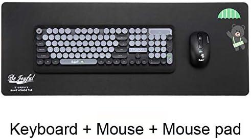 Alician Electronic for K68 Gaming Teclado inalámbrico Mouse ...