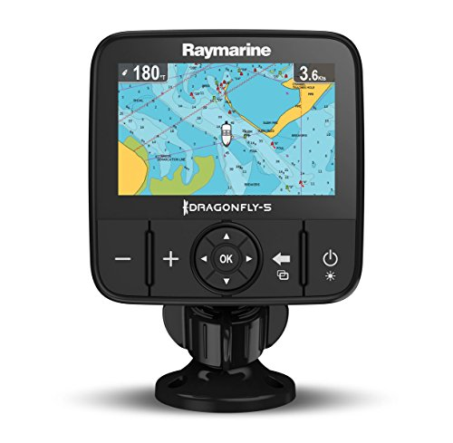 RAYMARINE E70295 Dragonfly 5 m GPS CHART PLOTTER without card 12.7 cm...