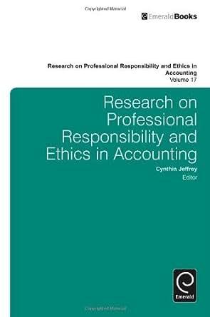 review of accounting ethics Doi 101007/sl0551-012-1341-3 taking stock of accounting ethics scholarship:  a review of the journal literature roberta bampton  christopher j cowton.