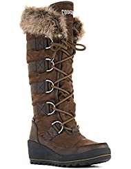 Cougar Shoes Womens Lancaster Snow Boots