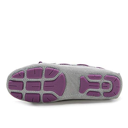 Arc De Chaussures De Voiture Cravate Mocassins - Blanc RY2ZBW6Ti7