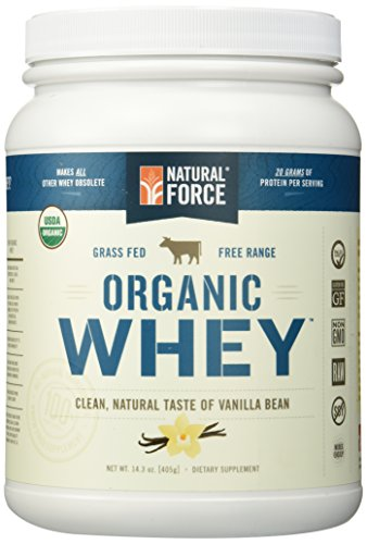 Natural Force® Organic Whey Protein Powder *RANKED #1 BEST ...