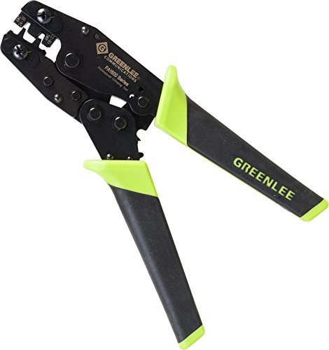 Series Crimper 1600 (Greenlee 1645 Professional Open Barrel Pin Crimper, 1600 Series by Greenlee)