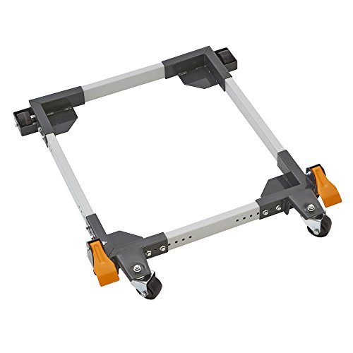 (Bora Portamate PM-3500-Industrial Strength Universal Rolling Mobile Base That Makes Your Heaviest Power Tools Easy to Move)