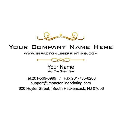 Chic simple premium business cards 500 full color 2sides karibu chic simple premium business cards 500 full color 2sides reheart Images