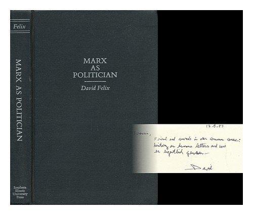 Marx as Politician