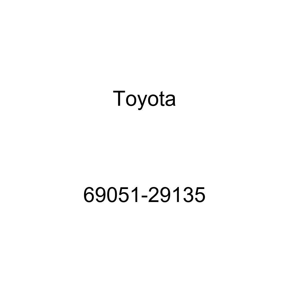 Toyota 69051-29135 Door Lock Cylinder and Key Set