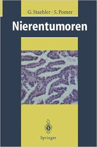 Nierentumoren: Grundlagen, Diagnostik, Therapie