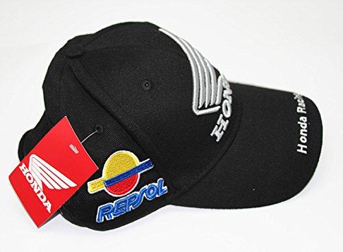 Adjustable Baseball Hat Peaked Cap Cbr Red New Energy for Honda CBR Cb HRC  Racing Team  Amazon.co.uk  Car   Motorbike a173ee3e6d