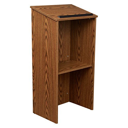 - Oklahoma Sound 222-MO Full Floor Lectern, 23