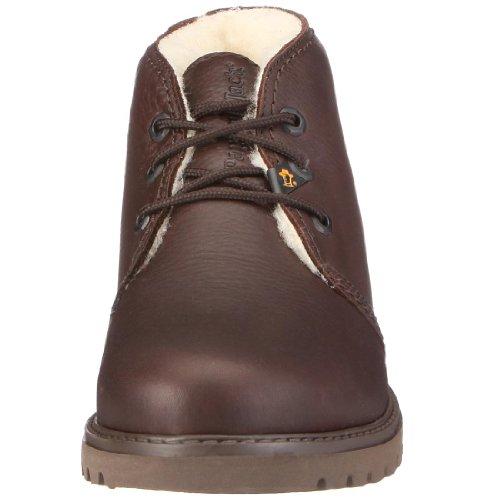 Panama Jack Bota Panama Wool C2 - Náuticos de cuero hombre marrón - Braun (Marron / Brown)