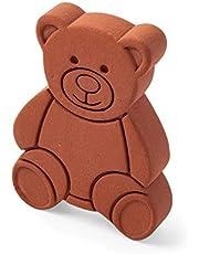 Fox Run46761 Terracotta Brown Sugar Bear Keeper & Saver, Set of 1