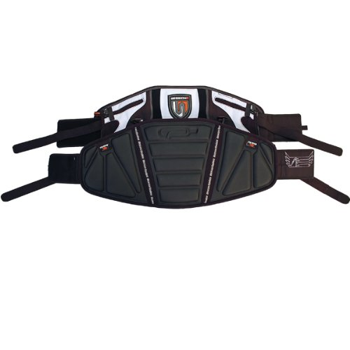 Ocean Rodeo Sports Second Session Harness, X-Large, White