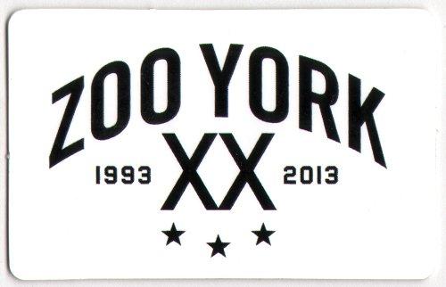 Zoo York Stickers - 4