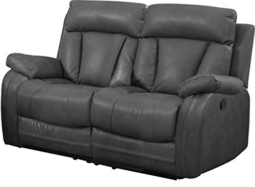 NHI Express Benjamin Motion Loveseat (1 Pack), Gray For Sale